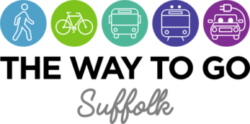 The Way To Go Suffolk Logo