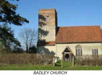 Badley Church